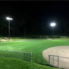 Sports Light Fixtures 1181 Woodhill Softball Facility Complex Upgrades To Led Sports
