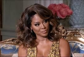 back of phaedra s hair kenya moore says phaedra parks is lying on rhoa producers for