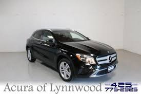 mercedes in seattle used 2016 mercedes gla class for sale in seattle wa edmunds