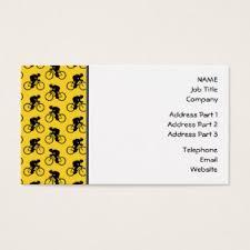 Bicycle Business Cards Custom Sport Bike Business Cards Zazzle Co Uk