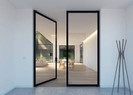 glass door pivot pivoting room dividers glass pivot doors u2013 portapivot