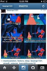 Spongebob Wallet Meme - 16 best spongebob stuff images on pinterest ha ha spongebob and