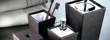 designer bathroom accessories designer bathroom accessories best of sets and stylish remodelling