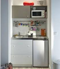 bloc cuisine pour studio bloc cuisine castorama la kitchenette grise avec plaque aclectrique