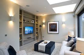 How To Design A Trendy Fun Family Room - Small room decorating ideas family room