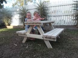 kids outdoor picnic table outdoor picnic table for kids outdoor designs