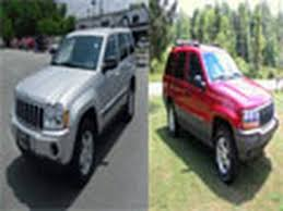 difference between jeep grand laredo and limited 2007 v s 2003 jeep grand laredo in depth review and