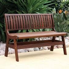 ipe bench jade style elegant hardwood bench