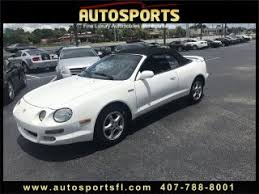 toyota celica gts for sale used toyota celica for sale in kissimmee fl 34759 bestride com