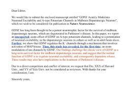 manuscript submission cover letter manuscript submission for jbc
