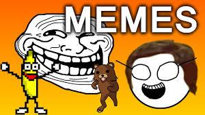 Les Memes - point culture sur les memes nyan cat trololo youtube