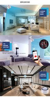 z wave universal pir motion sensor module for comfortable life
