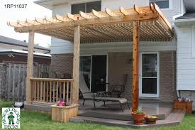 Free Pergola Plans And Designs by Low Diy Deck Plans