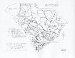 707 Area Code Map 100 Lexington Sc Map Richland County South Carolina Map