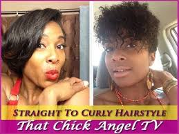 new angel cream natural skin hair enhancer curly hairstyling products from straight hair that chick