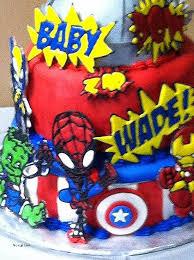 marvel baby shower birthday cakes fresh baby birthday cake decorating ideas