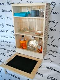 Mini Bar For Living Room by A Great Wall Mounted Liquor Cabinet Or Countertop Mini Bar Made