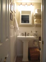 Shelf For Pedestal Sink Bathroom Runner Rug Wooden Wall Cabinet Medicine Linen Pedestal