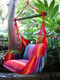 Brazilian Hammock Chair Lazyrezt Xl Hammock Chair Colour Rainbow