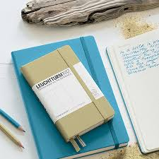 leuchtturm 1917 notebook leuchtturm1917 hardcover notebook medium nordic blue cult pens