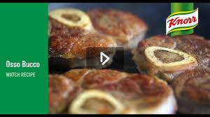 cuisine osso bucco osso bucco เน อน องว วต นสไตล อ ตาเล ยน knorr cuisines