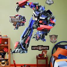 transformers optimus prime fathead walmart com