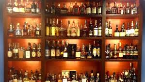 At Home Bar Build The Ultimate Home Bar Part 2 11 Essential Spirits Every