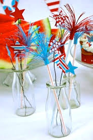 Fourth Of July Table Decoration Ideas Things To Make And Do Crafts And Activities For Kids The Crafty