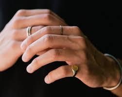signet ring men best 25 mens ring ideas on rings men