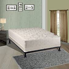 Twin Size Bed And Mattress Set by Amazon Com Continental Sleep Elegant Collection Twin Size