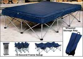 Camping Folding Bed Double Camp Bed Folding For Fantastic 25 Best Camping Beds Ideas