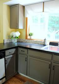 kitchen cabinets white cabinets peeling small kitchen design