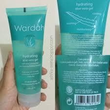 Wardah Gel beauteous talk review wardah hydrating aloe vera