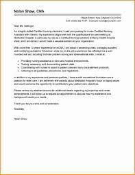 Sample Healthcare Cover Letters Care Aide Cover Letter