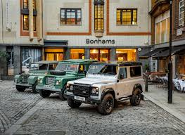 original land rover original land rover defender might return without the help of jlr
