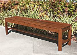 Patio Table And Bench Ipe Wood Outdoor Furniture Ipe Furniture For Patio Garden