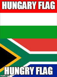 Flag Meme - hungary flag hungry flag meme