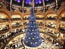 a sparkling christmas tree in paris our most repinned item on