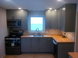 ikea bodbyn grey kitchen cabinets stiil ikea kitchen design build install kw cambridge