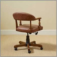 Tan Leather Office Chair High Back Leather Office Chair Australia Chairs Home