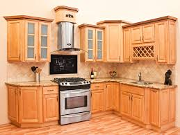 12 Kitchen Cabinet Richmond All Wood Kitchen Cabinets Honey Stained Maple
