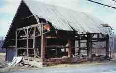 inventory of antique timber frame barns