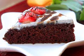 vegan chocolate cake recipe eggless cooking