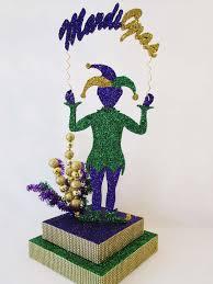 mardi gras centerpieces mardi gras jester centerpiece designs by ginny