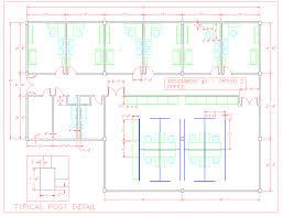 Kitchen Design Autocad 3d Plan Interior Programs Draw Furniture Best House Plans Planning