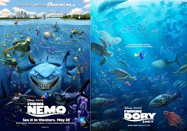 quick biological comparison finding nemo finding dory