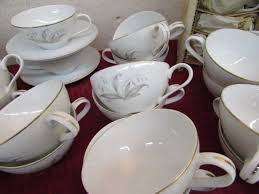 golden china pattern lot detail vintage kaysons china pattern golden rhapsody