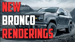 2015 Ford Bronco For Sale Ford Bronco News And Information Autoblog