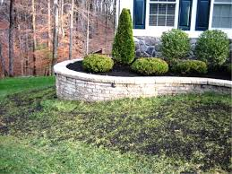 how to build a stackable block retaining wall todays homeowner how