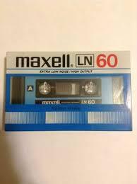 maxell cassette maxell ur f 90 c90 vintage audio cassette rar cassettes